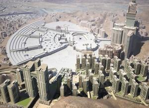 Progetto ampliamento La Mecca
