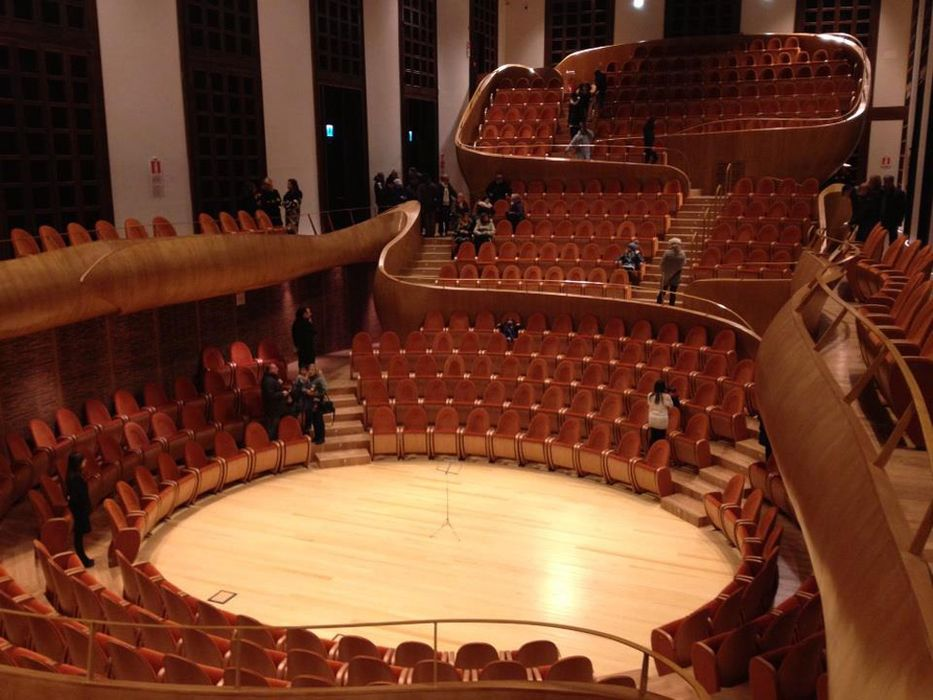 cr auditorium