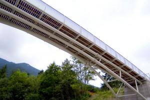 Ponte ciclopedonale Tiarno
