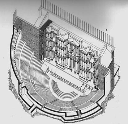 Il Teatro Romano di Brescia